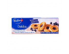 Bahlsen Deloba Blueberry Cookies - Case