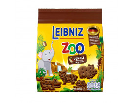 Bahlsen Leibniz Zoo Jungle Cocoa Biscuits - Case