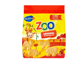 Bahlsen Leibniz Zoo Original Butter Biscuits - Case