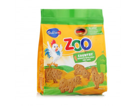 Bahlsen Leibniz Zoo Country Biscuits - Case