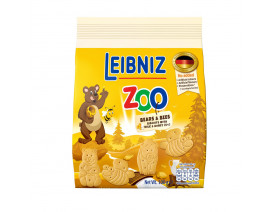 Bahlsen Leibniz Zoo Honey Biscuits - Case