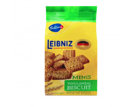 Bahlsen Leibniz Minis Wholemeal Biscuits - Case