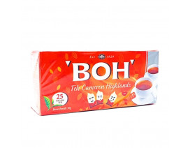 Boh Double Chamber Tea Bags - Case
