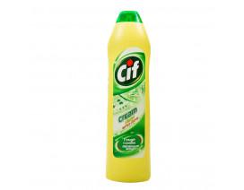 Cif Cream Surface Cleanser Lemon - Case