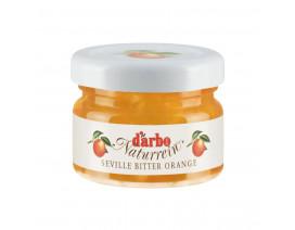 Darbo Mini Jar 28 g Orange Marmalade - Case