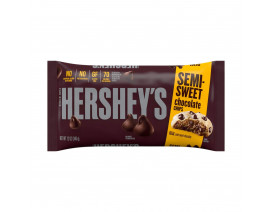 Hershey's Semi-Sweet Chocolate Chips - Case