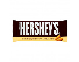 Hershey's Creamy Milk Chocolate with Almonds Bar - Case
