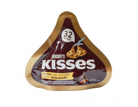 Hershey's Creamy Milk Chocolate with Almonds Pouch - Case