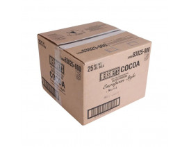Hershey's European Cocoa Bulk 25Lb Food Service Pack (Special Promotion) - Case