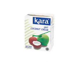 Kara UHT Coconut Packet Cream - Case