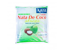 Kara Nata De Coco Slices Packet - Case