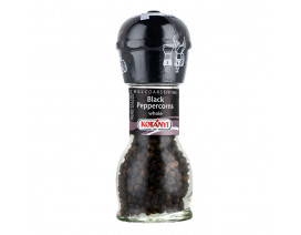 Kotanyi Peppercorns Grinder Black Whole - Case