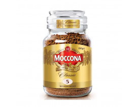 Moccona Classic Medium Roast Freeze Dried 5 Instant Coffee - Case