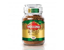 Moccona Espresso Style Freeze Dried Instant Coffee - Case