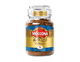 Moccona Classic Decaffeinated Instant Coffee - Case