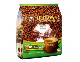 Oldtown Whte Coffee 3In1 Hazelnt Coffee - Case