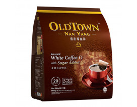 Oldtown Nan Yang Roasted 2In1 Whte Coffee - Case