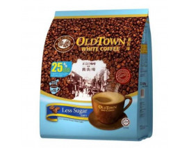 Oldtown White Coffee 3In1 Less Sugar Coffee - Case