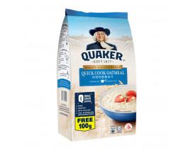 Quaker Quickcook Oatmeal - Case