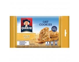 Quaker Honeynut Oatmeal Cookies - Case
