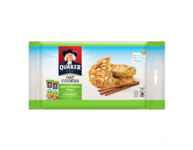Quaker Apple Cinnamon Oatmeal Cookies - Case