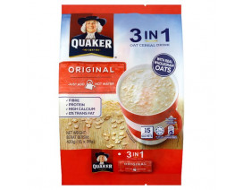 Quaker 3-in-1 Original - Case