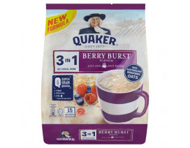 Quaker 3-i n-1 Berry Burst - Case