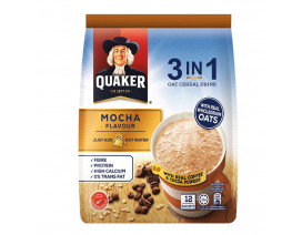 Quaker 3-in-1 Mocha - Case