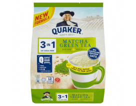 Quaker 3-in-1 Matcha - Case