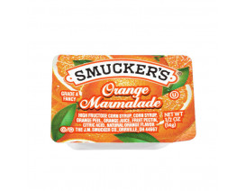 Smucker's Orange Marmalade Portion Jam (Buy 10 cases  n get 2 free) - Case
