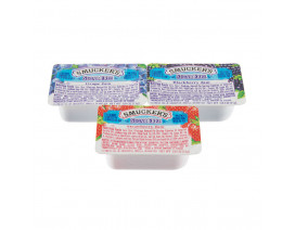 Smucker's Sugar Free Assorted Portion Jam - Case