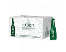 Badoit Sparkling Natural Mineral Water Glass Case