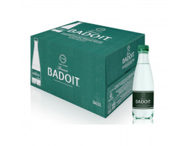 Badoit Sparkling Natural Mineral Water Case