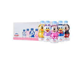 Evian Natural Mineral Water Kids Totem - Case