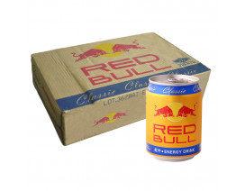Red Bull Classic Energy Drink - Case