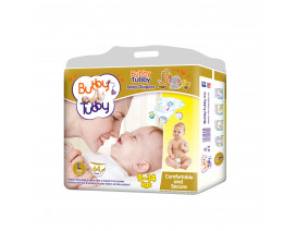 Bubby Tubby Comfort and Secure Baby Diaper L (9-14Kgs) - Case