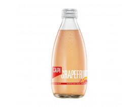 Capi Sparkling Grapefruit Soda - Case
