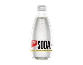 Capi Sparkling Soda+ Lemon & Basil - Case