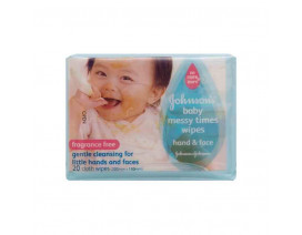 Johnson & Johnsons BABY WIPES MESSY TIMES 20S - Case