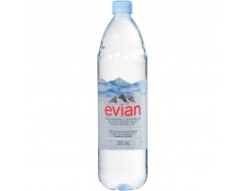Evian Natural Mineral Water - Case