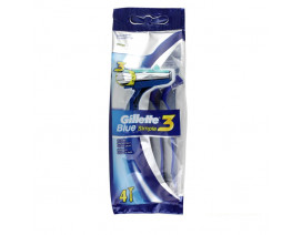 Gillette Blue3 Simple Razor (Export Only)