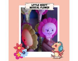 Little Keefy Musical Flower - Case