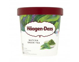 Haagen-Dazs Matcha Green Tea Ice Cream - Case