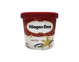 Haagen-Dazs Vanilla Ice Cream - Case