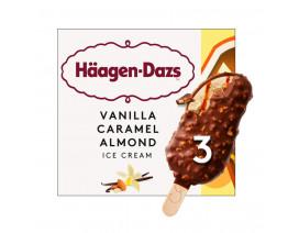 Haagen-Dazs Vanilla Caramel Almond Multi Pack Ice Cream - Case