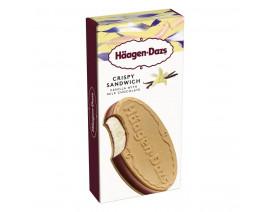 Haagen-Dazs Vanilla Cream Crisp Ice Cream - Case