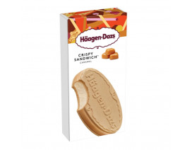 Haagen-Dazs Caramel Cream Crisp Ice Cream - Case