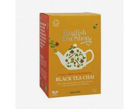 English Tea Shop Black Tea Chai - Case