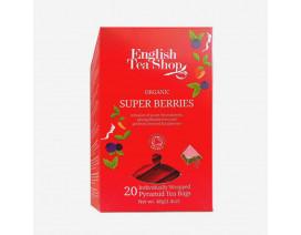 English Tea Shop Super Berries 20 Sachet - Case