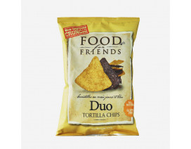 Food For Friends Duo Tortilla Chips - Case